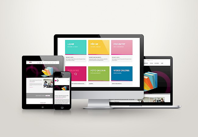 Home Web Development Kosova, Graphic Design Albania, Web Zhvillim